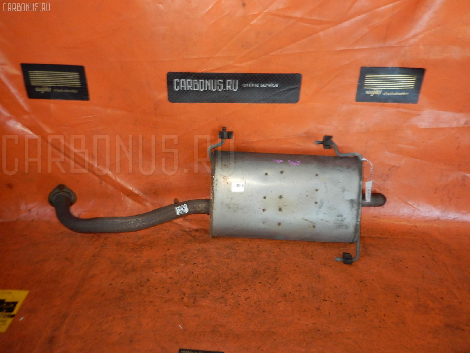 Глушитель NISSAN CEFIRO A33 VQ20DE. Фото 5