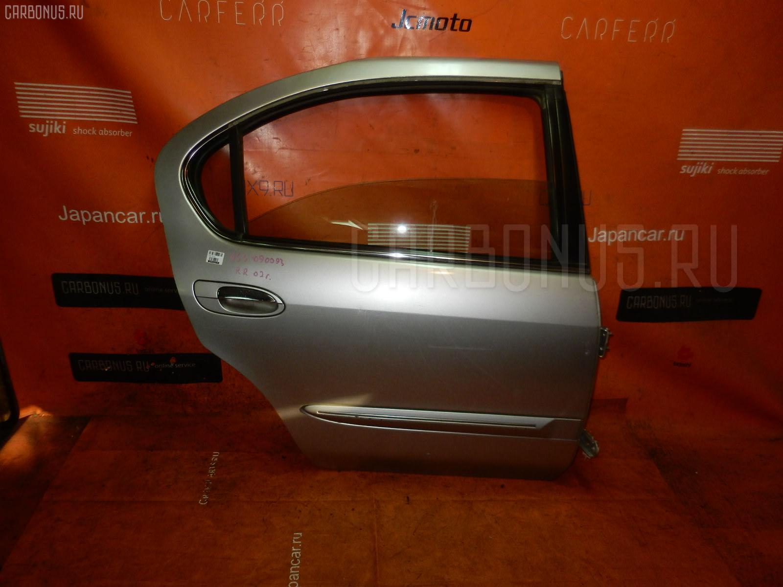 Дверь боковая NISSAN CEFIRO A33. Фото 6