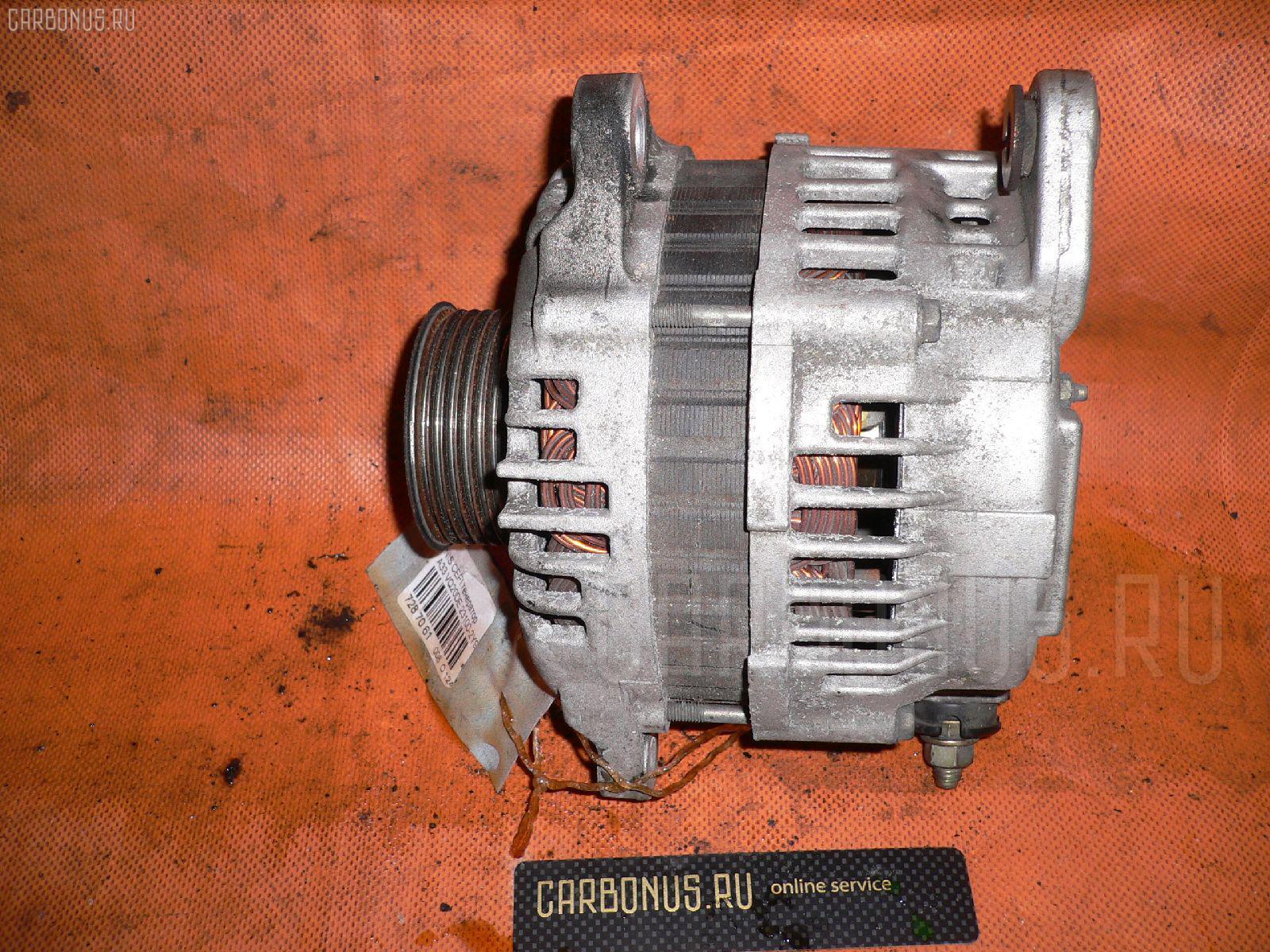 Генератор NISSAN CEFIRO A33 VQ20DE. Фото 6
