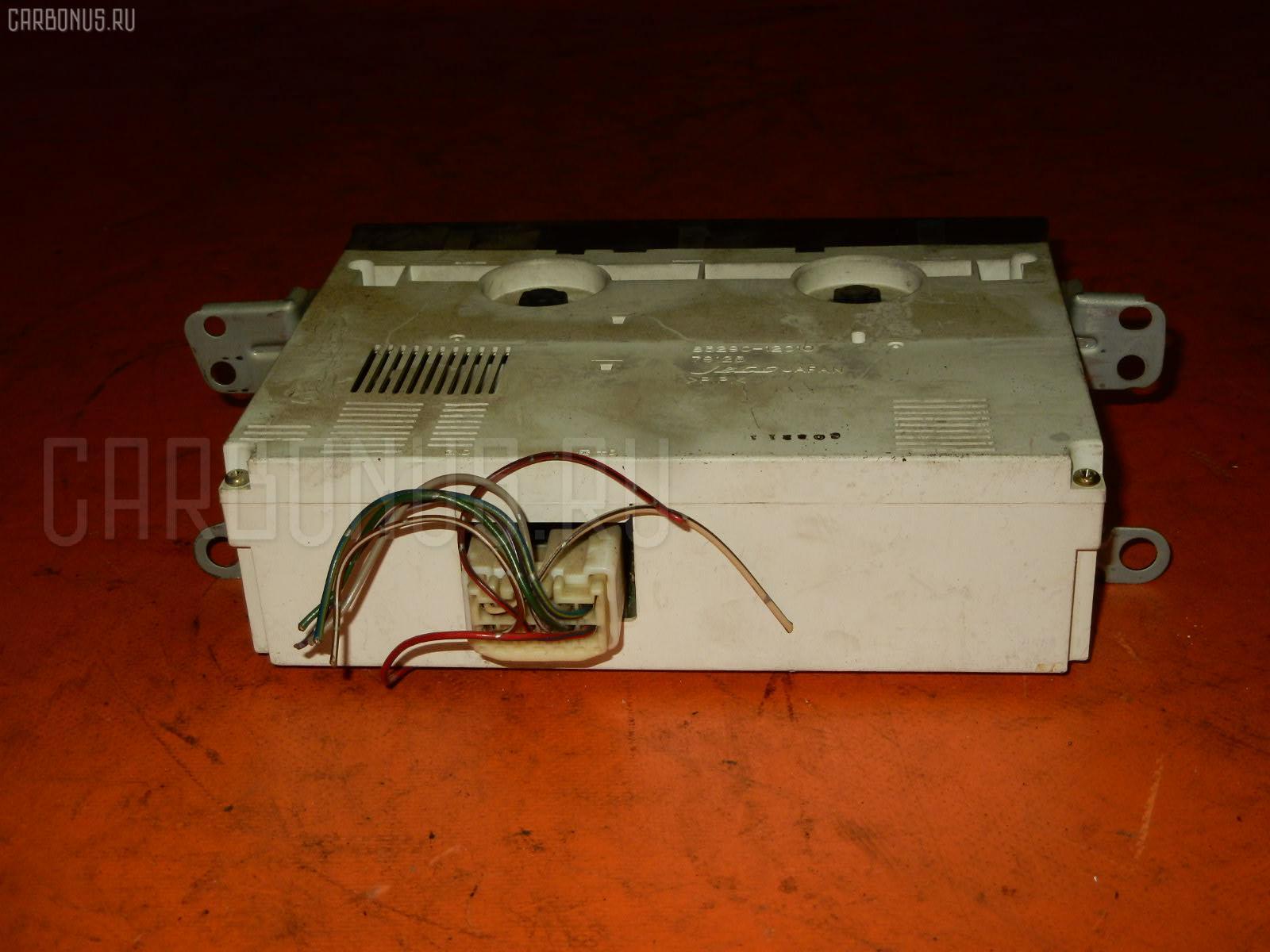 Блок управления климатконтроля TOYOTA SPRINTER CARIB AE111G 4A-FE Фото 5