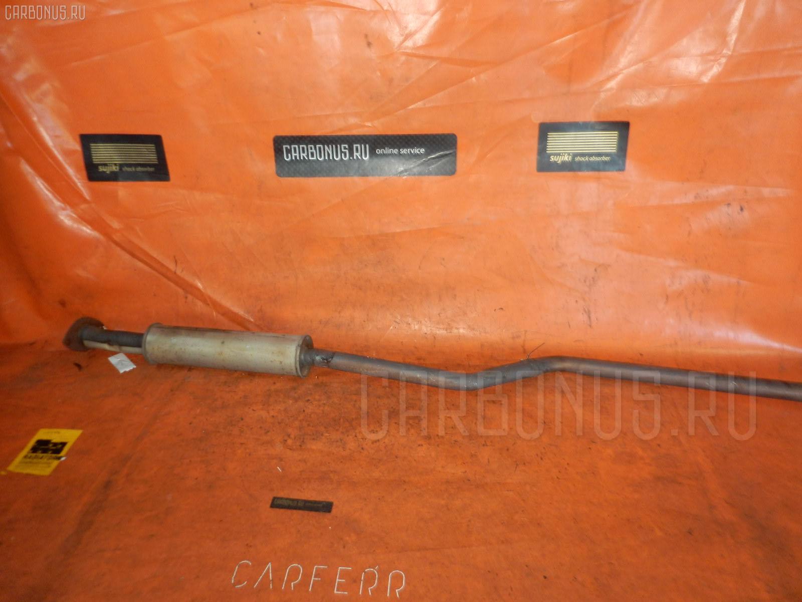 Глушитель TOYOTA SPRINTER CARIB AE111G 4A-FE. Фото 5