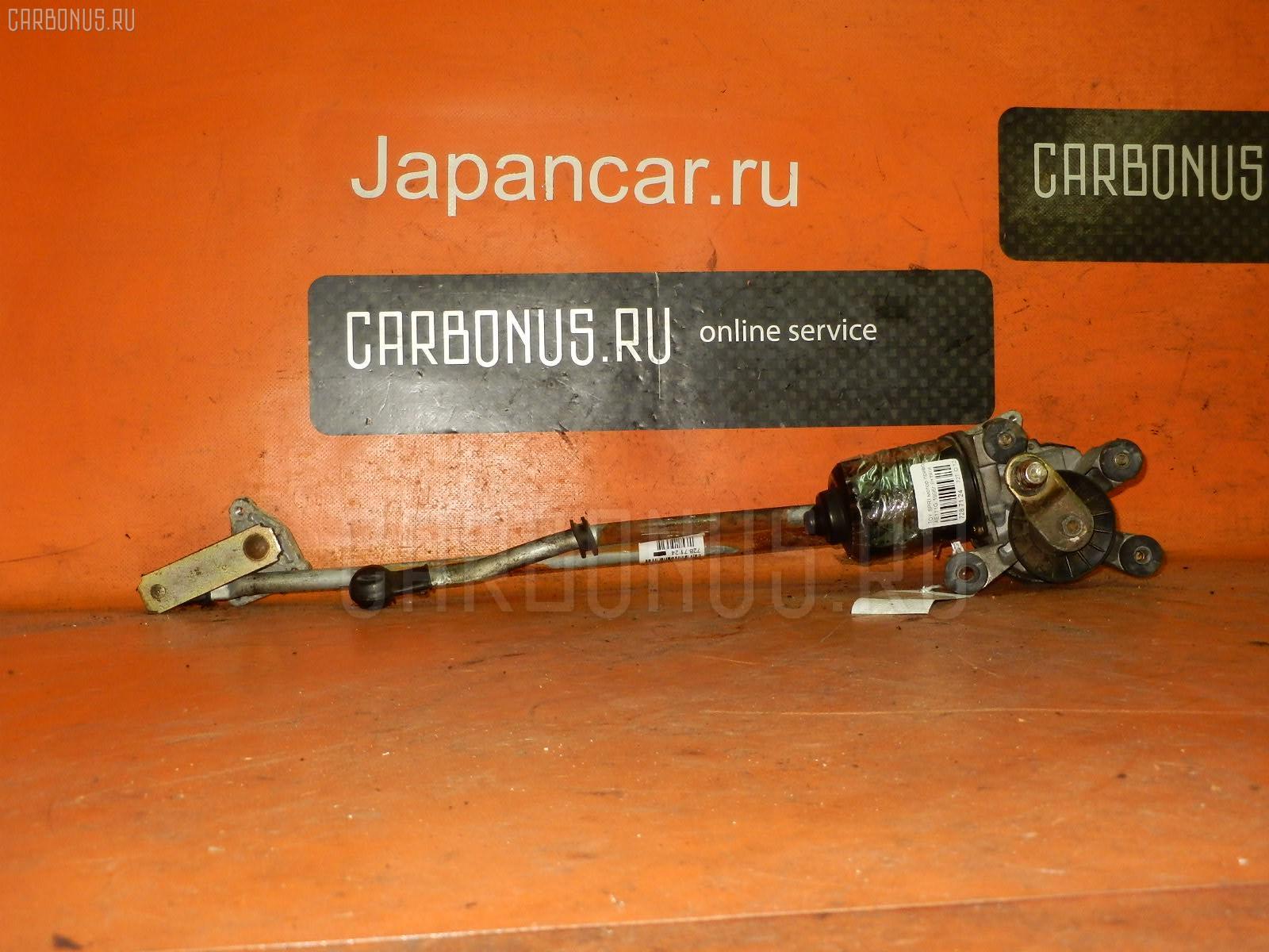 Мотор привода дворников TOYOTA SPRINTER CARIB AE111G. Фото 2