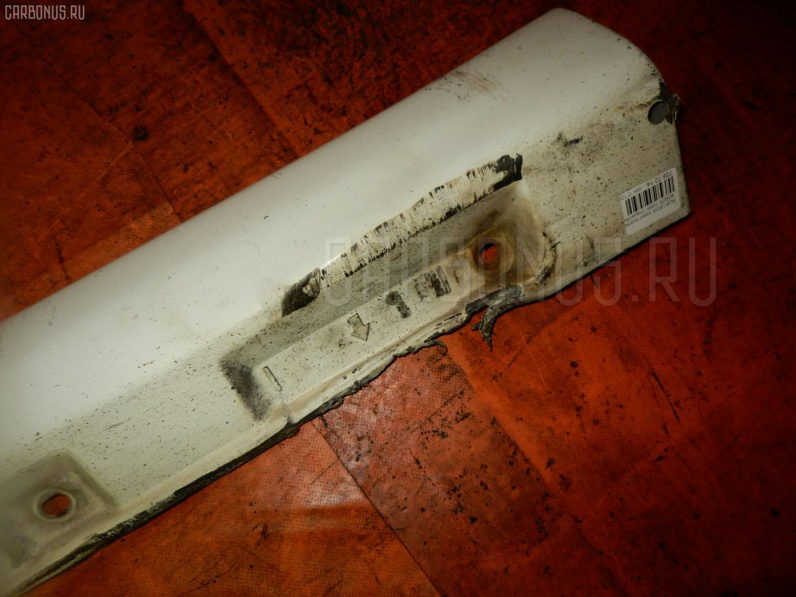 Порог кузова пластиковый ( обвес ) SUBARU LEGACY BD5 Фото 4