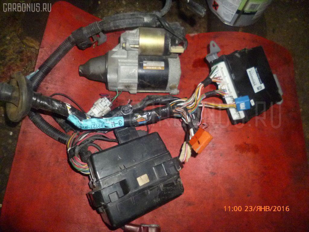 Двигатель TOYOTA DUET M100A EJ-VE Фото 8