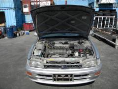 Патрубок радиатора ДВС Toyota Sprinter AE100 5A-FE Фото 4