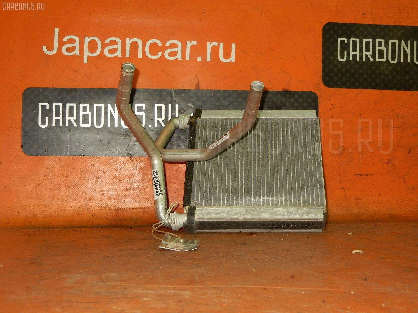 Радиатор печки SUBARU LEGACY B4 BE5 EJ20-TT. Фото 1