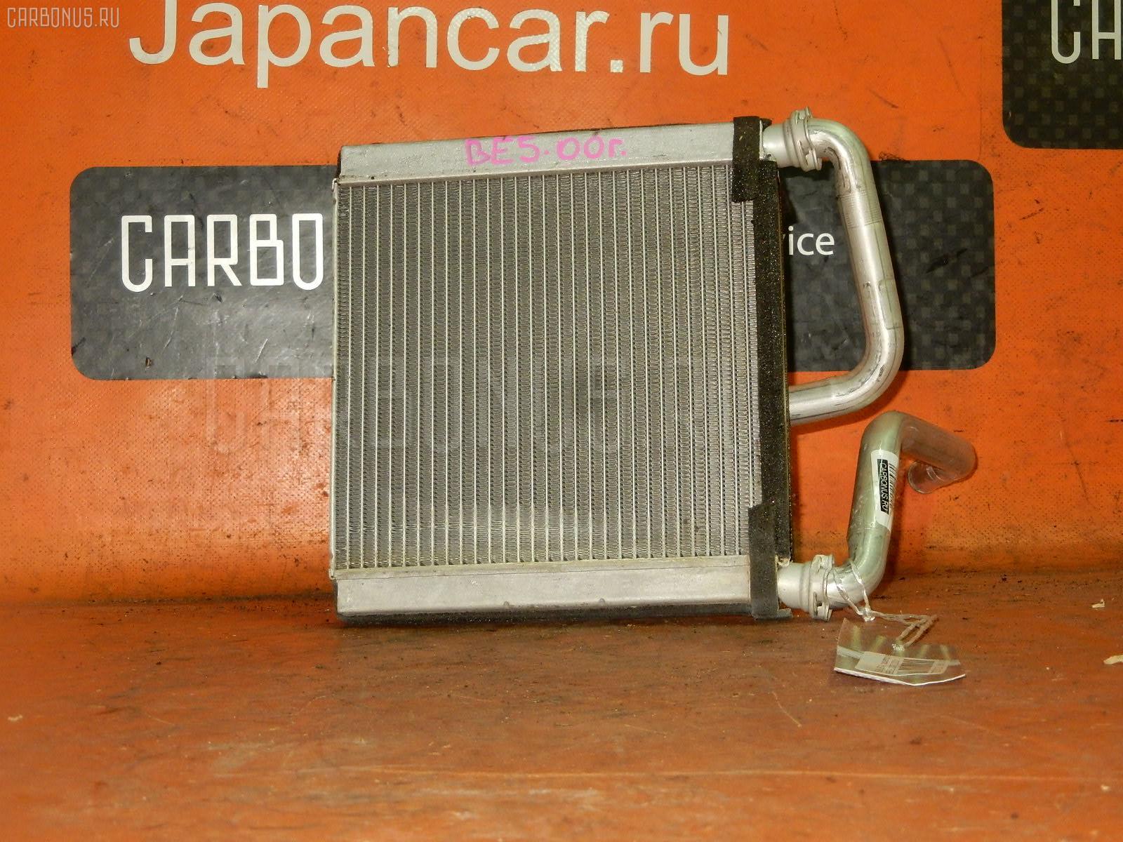 Радиатор печки SUBARU LEGACY B4 BE5 EJ20-TT. Фото 2