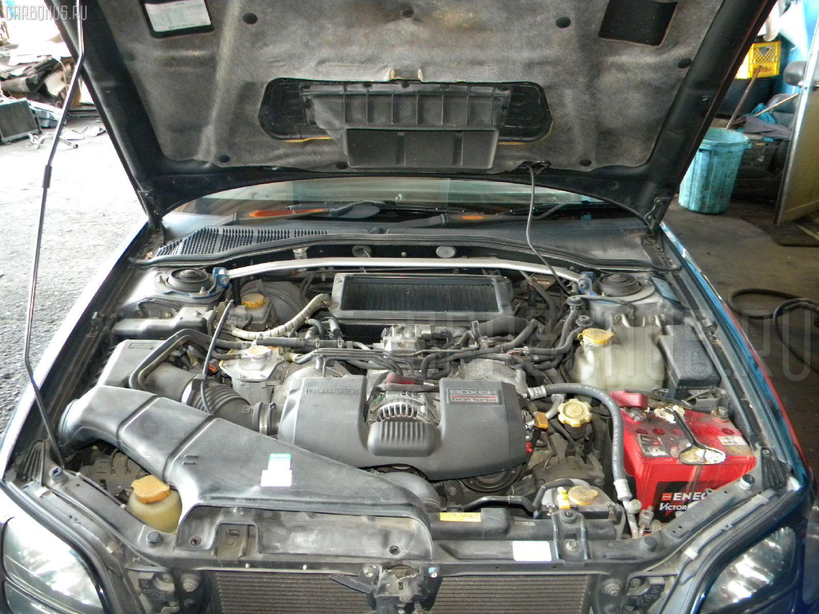 Мотор печки SUBARU LEGACY B4 BE5 Фото 4