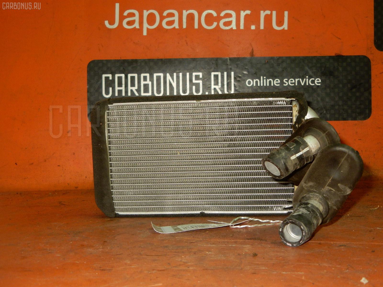 Радиатор печки TOYOTA CORSA EL51 4E-FE. Фото 1