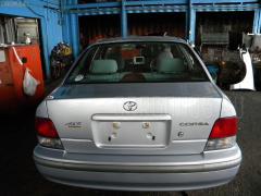 Патрубок радиатора ДВС Toyota Corsa EL51 4E-FE Фото 6