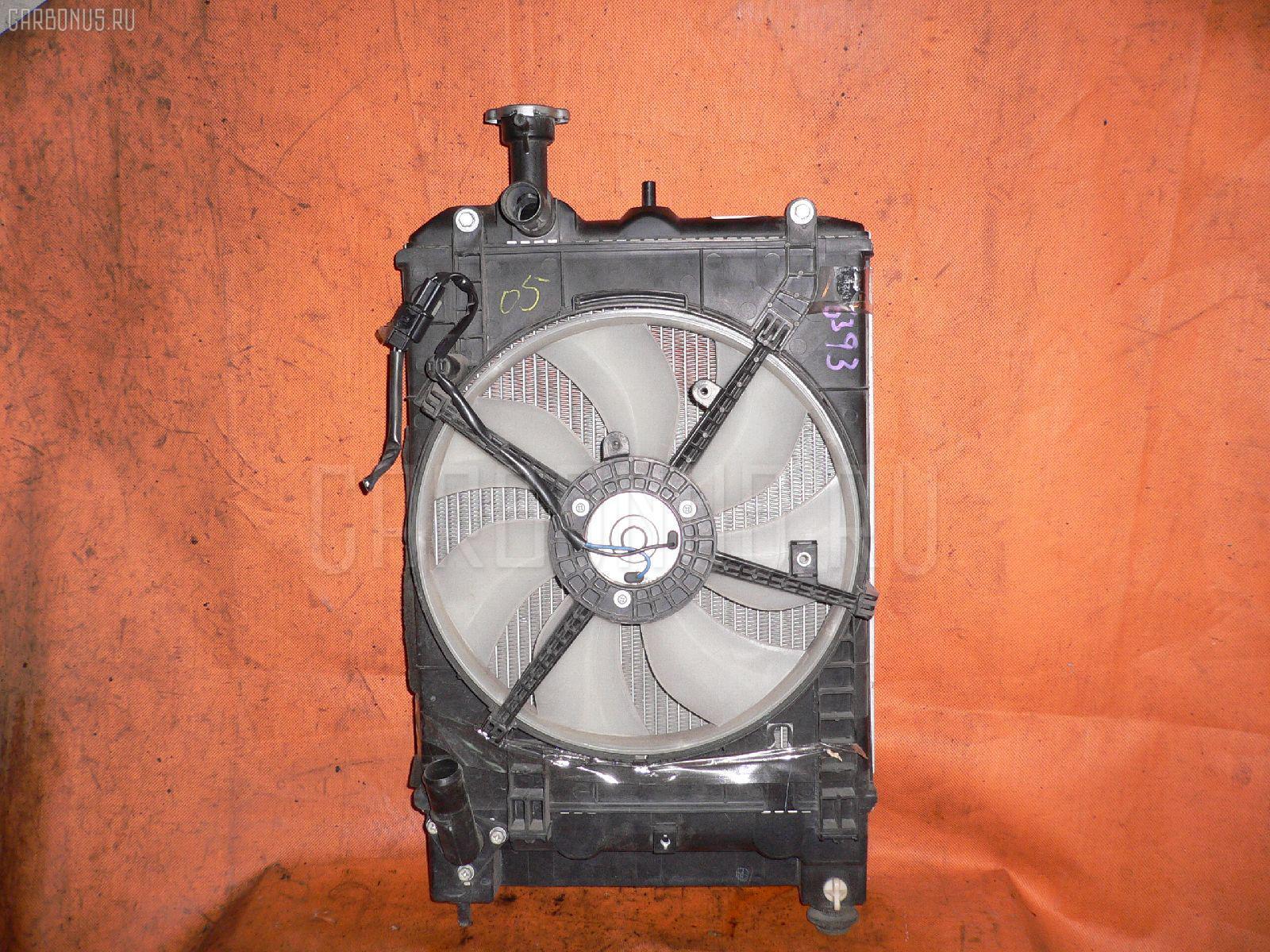 Радиатор ДВС NISSAN OTTI H92W 3G83 Фото 1
