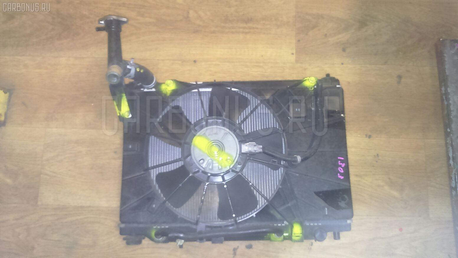 Радиатор ДВС Mazda Verisa DC5W ZY-VE Фото 1