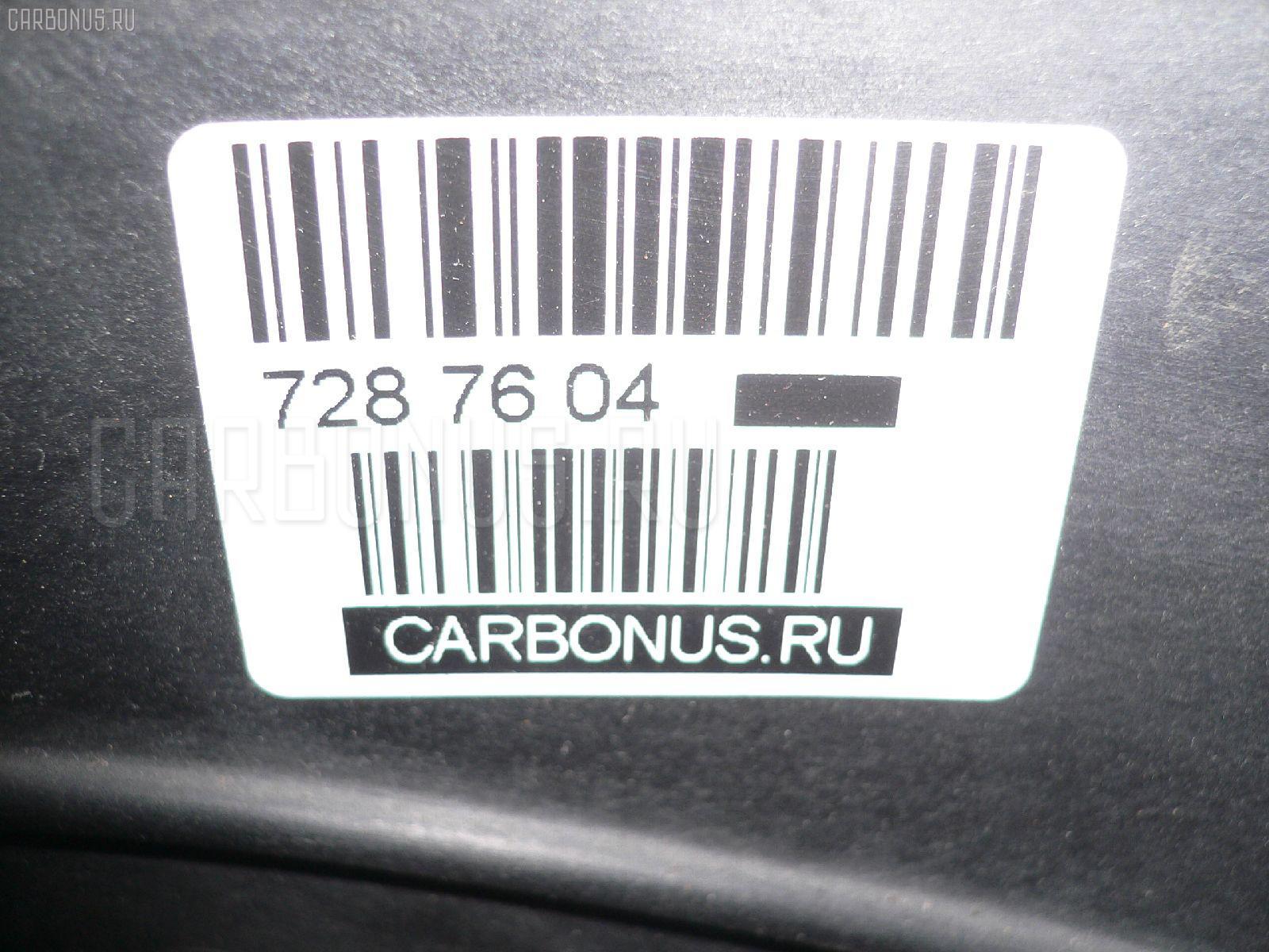 Радиатор ДВС HONDA INSIGHT ZE1 ECA-MF2 Фото 2