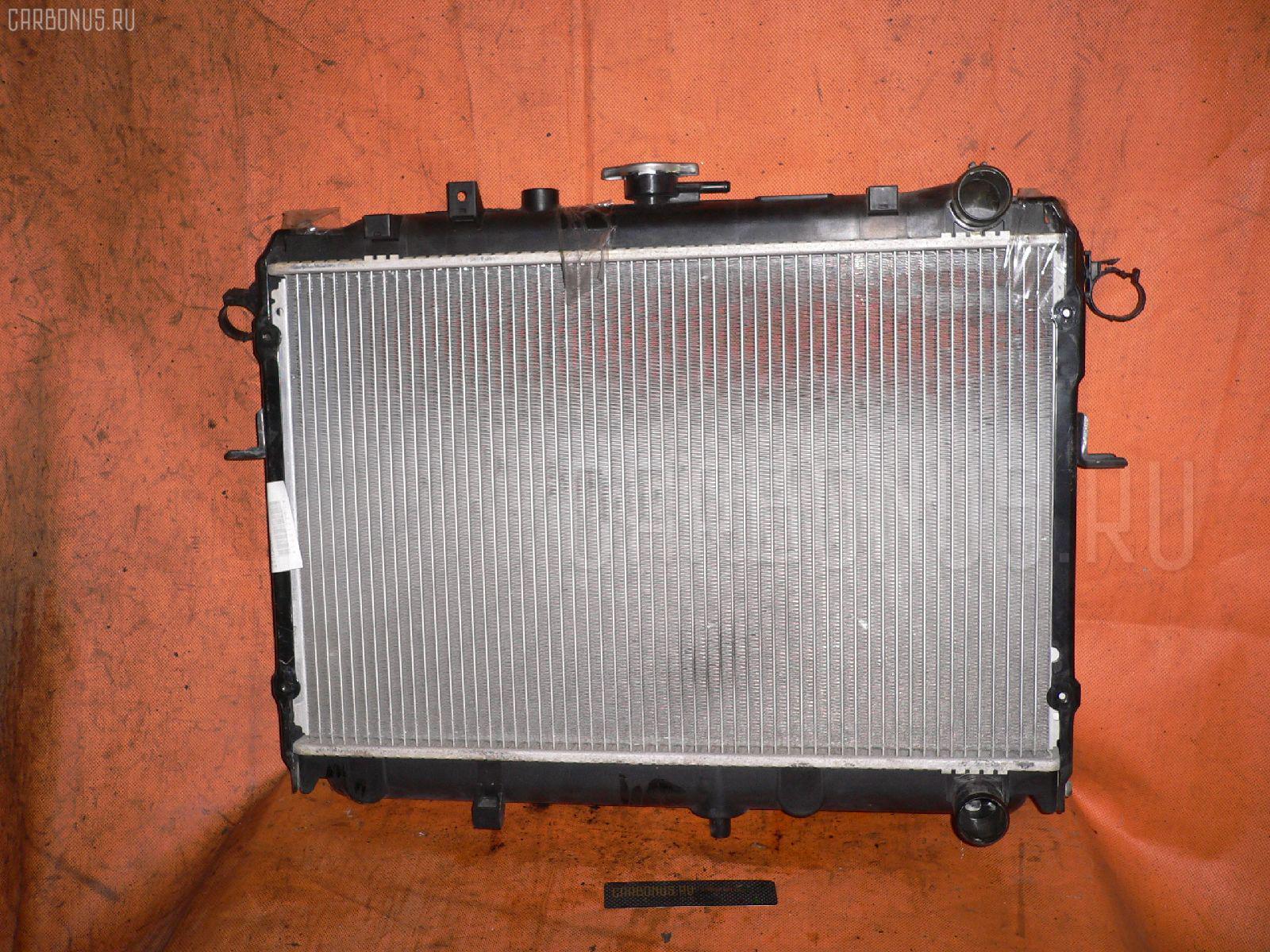 Радиатор ДВС NISSAN VANETTE SK82TN F8. Фото 5
