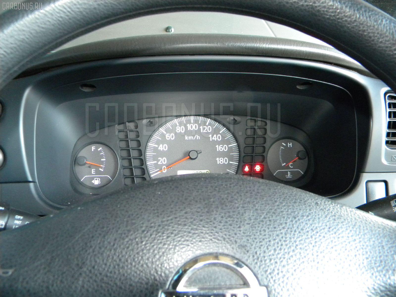 Блок управления климатконтроля NISSAN EXPERT VW11 QG18DE Фото 10