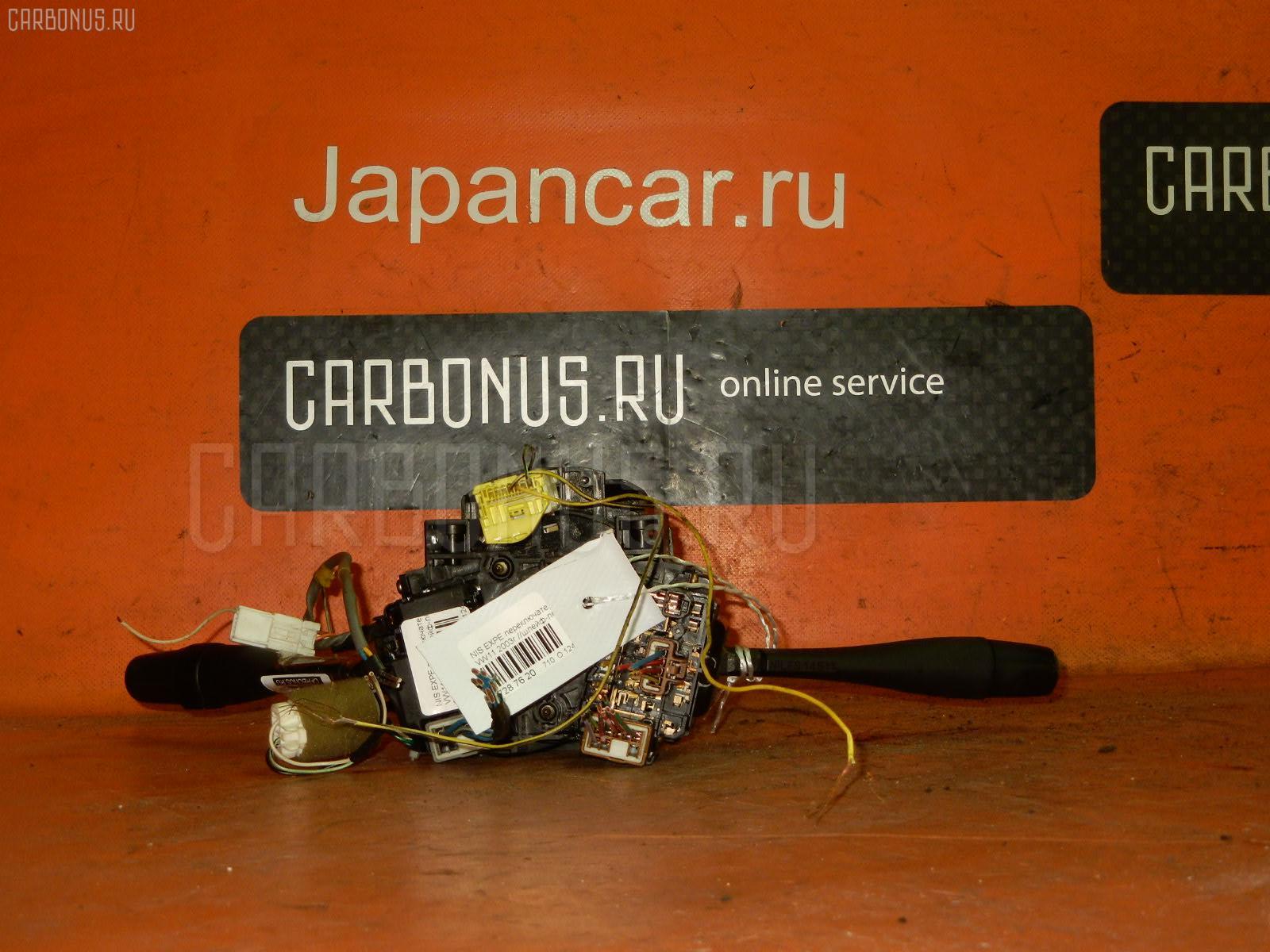 Переключатель поворотов NISSAN EXPERT VW11. Фото 4
