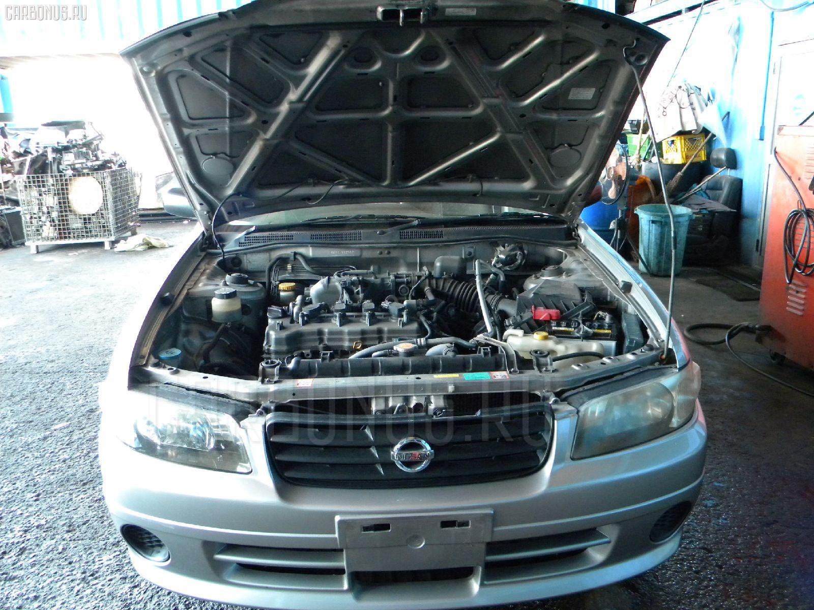 Глушитель NISSAN EXPERT VW11 QG18DE Фото 4