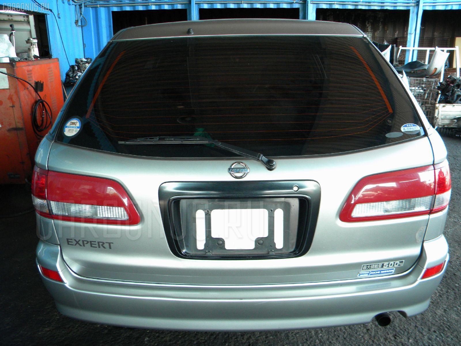 Глушитель NISSAN EXPERT VW11 QG18DE Фото 7