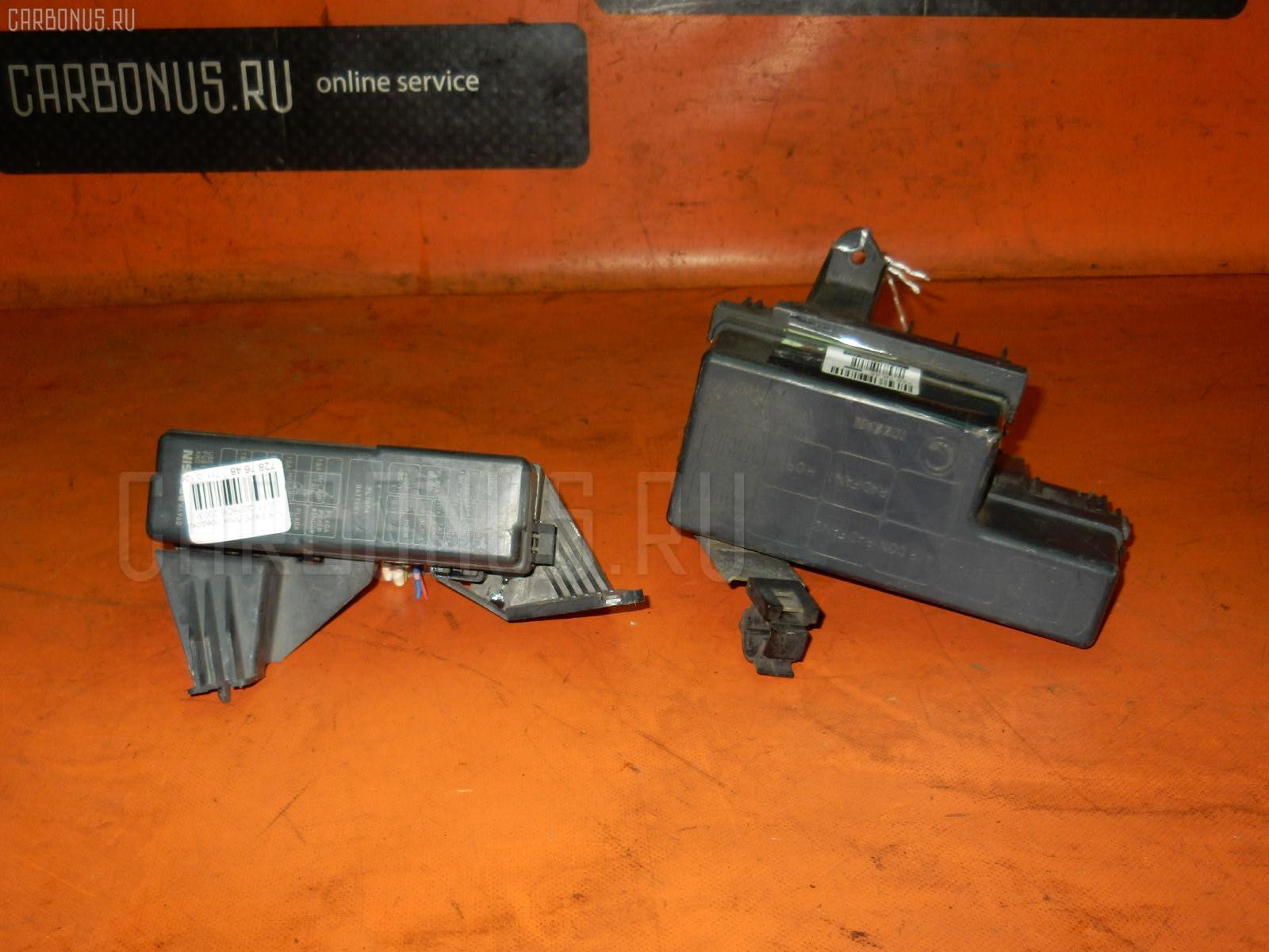 Блок предохранителей NISSAN EXPERT VW11 QG18DE. Фото 4
