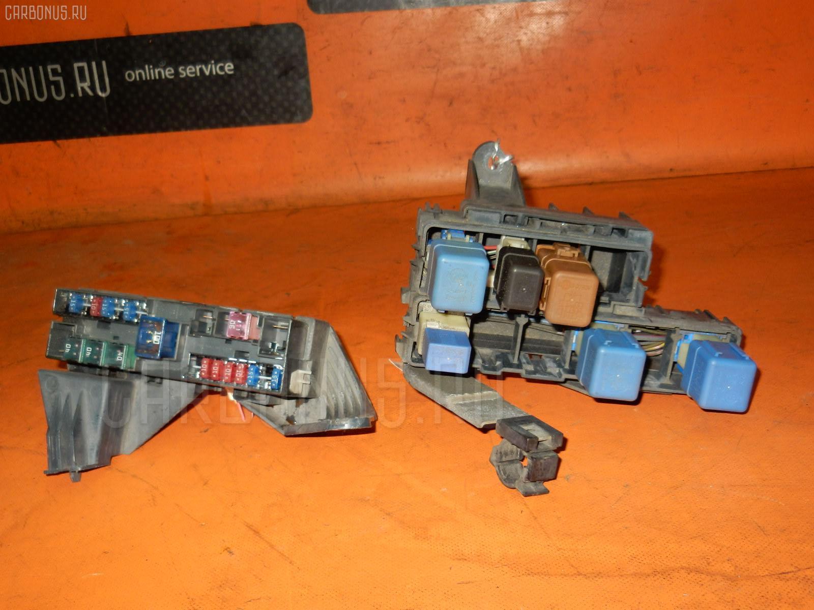 Блок предохранителей NISSAN EXPERT VW11 QG18DE. Фото 3