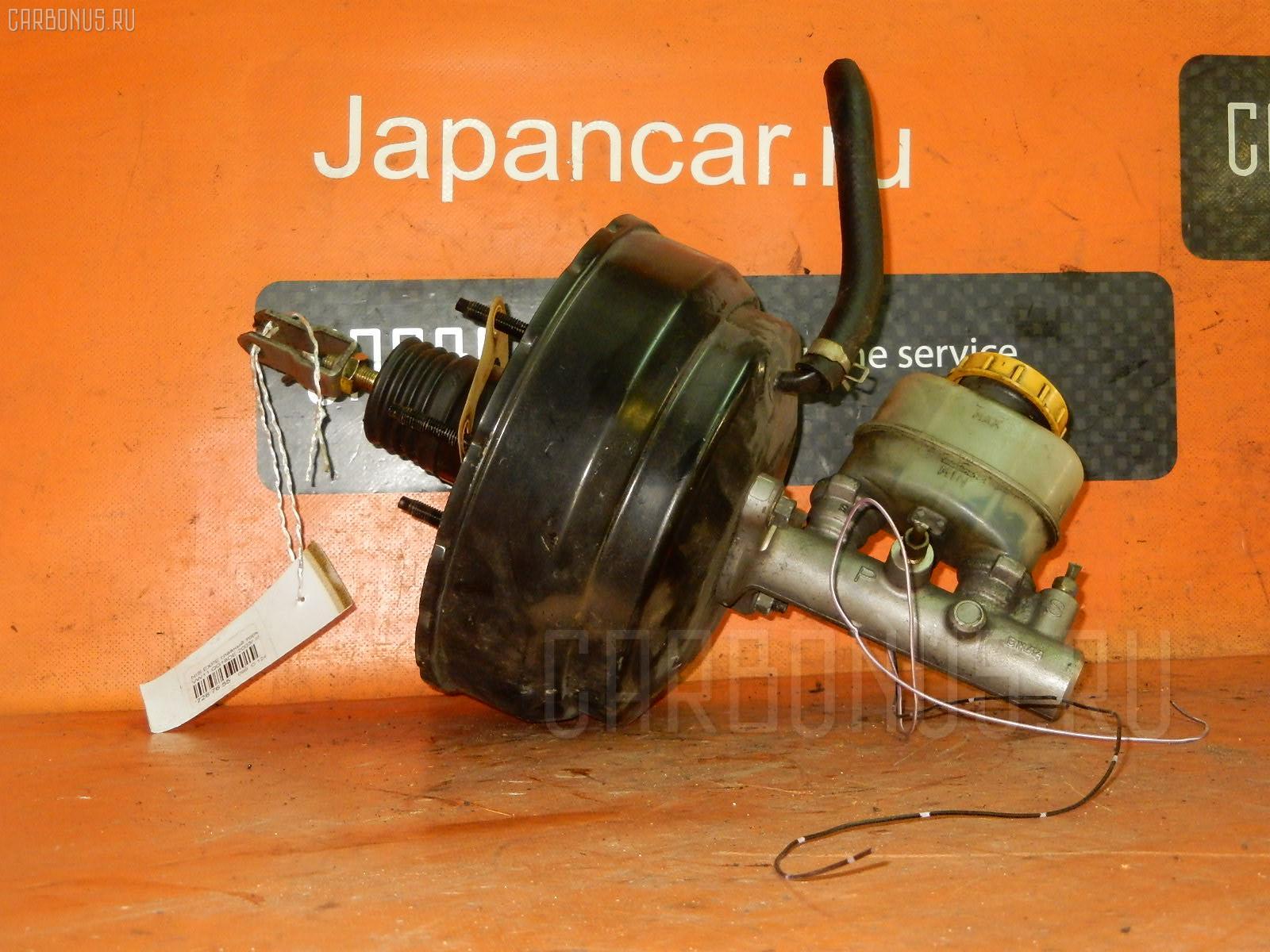 Главный тормозной цилиндр NISSAN EXPERT VW11 QG18DE. Фото 11