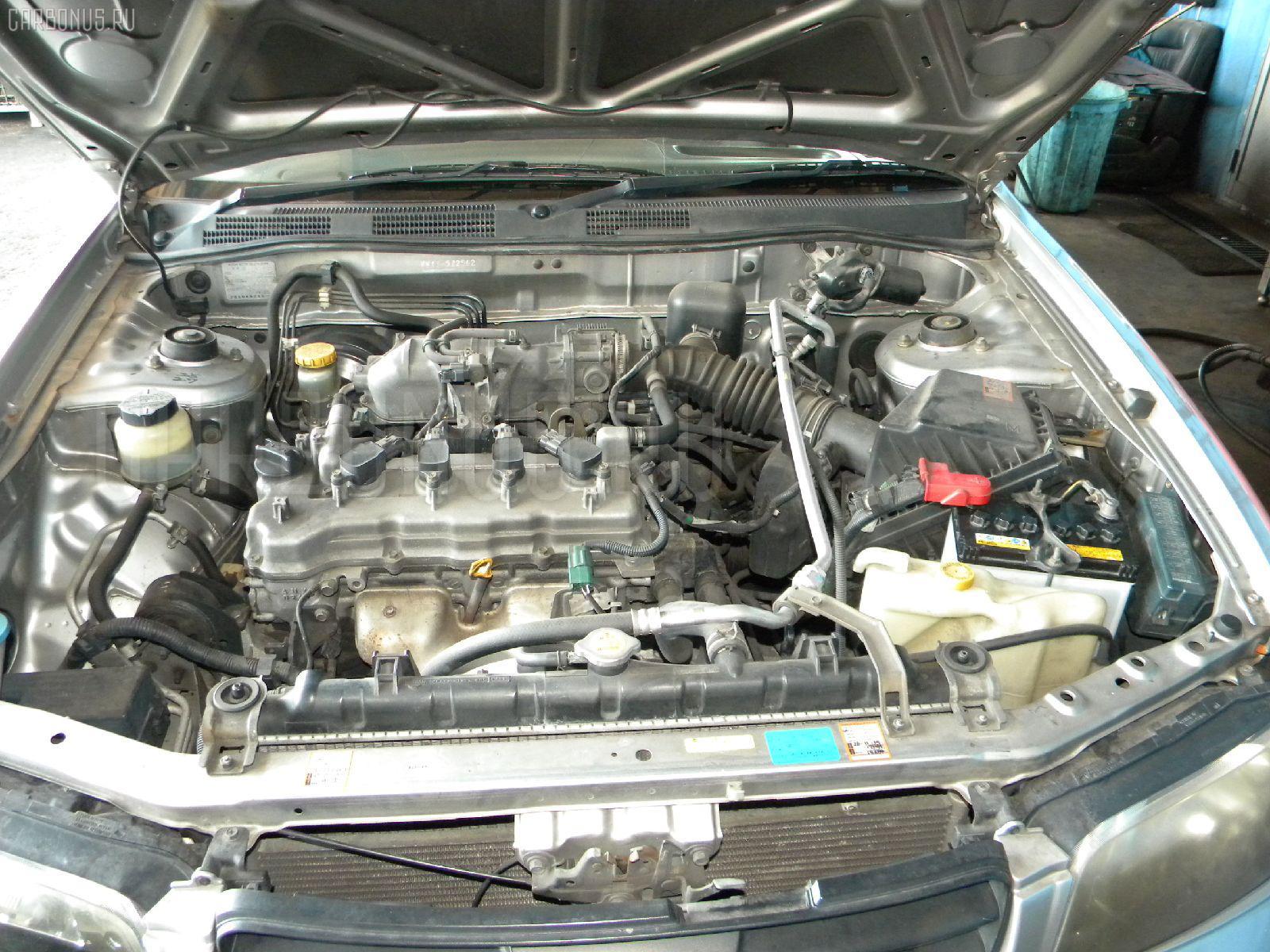 Защита двигателя NISSAN EXPERT VW11 QG18DE Фото 4