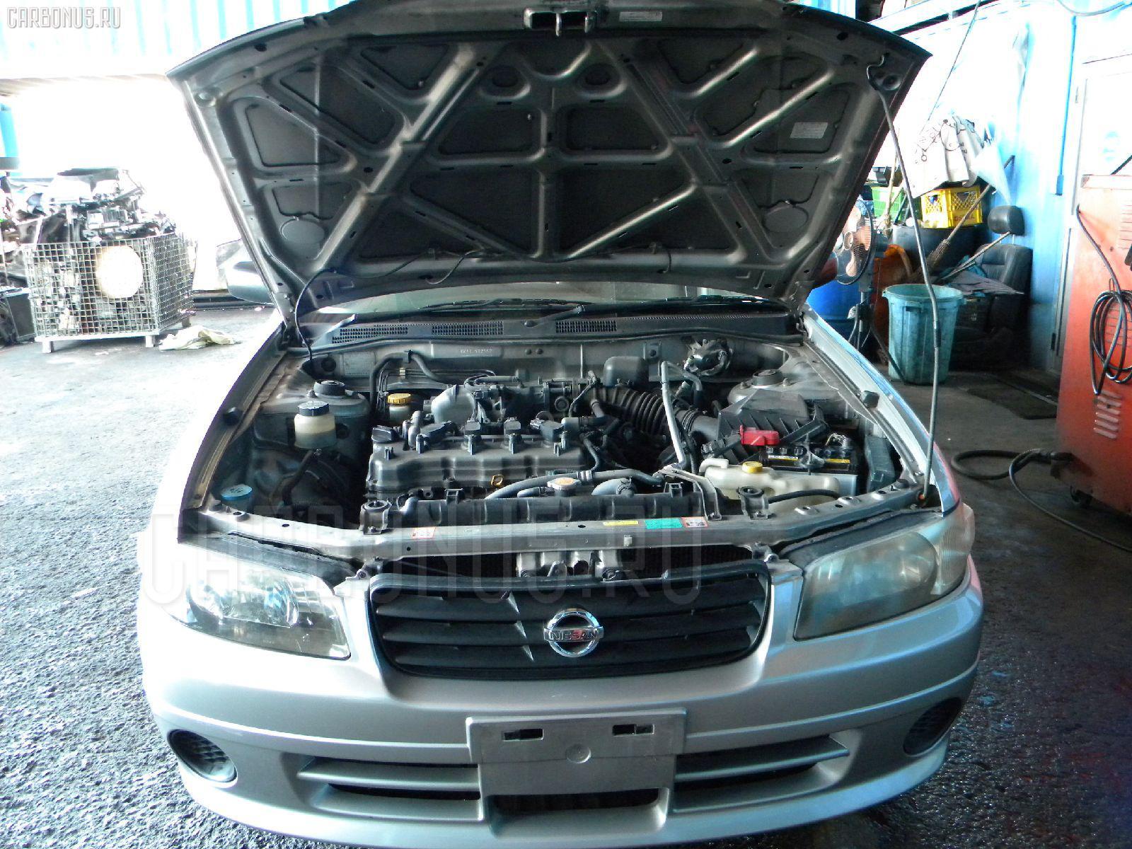 Защита двигателя NISSAN EXPERT VW11 QG18DE Фото 5