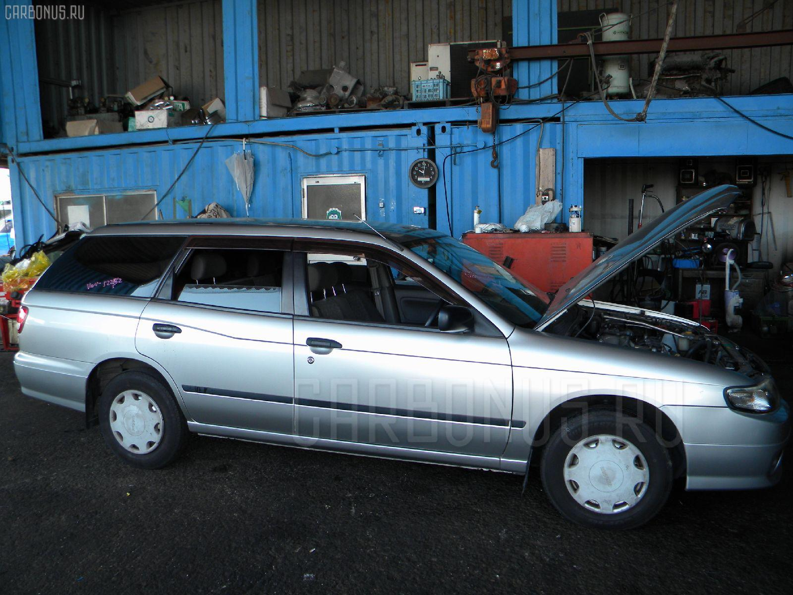 Тросик капота NISSAN EXPERT VW11 Фото 5