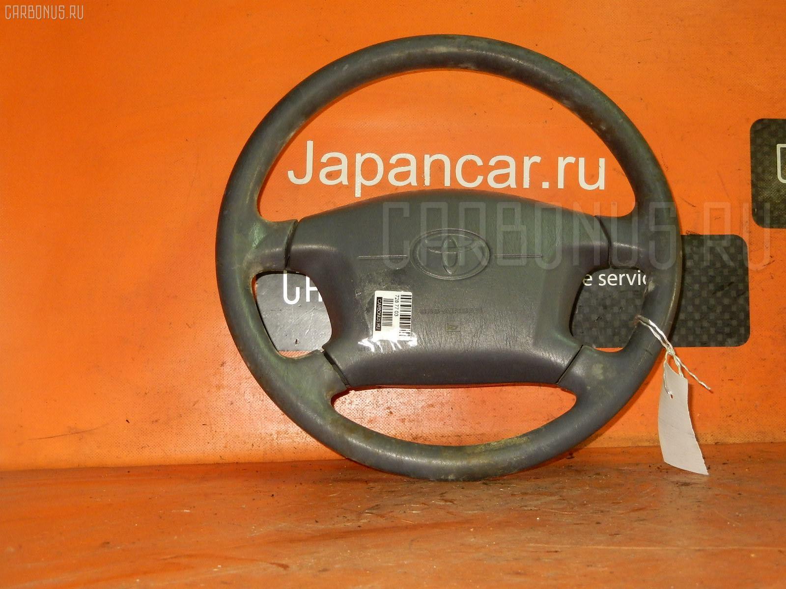 Руль TOYOTA IPSUM SXM10G. Фото 11