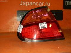 Стоп Nissan Pulsar FN15 Фото 2