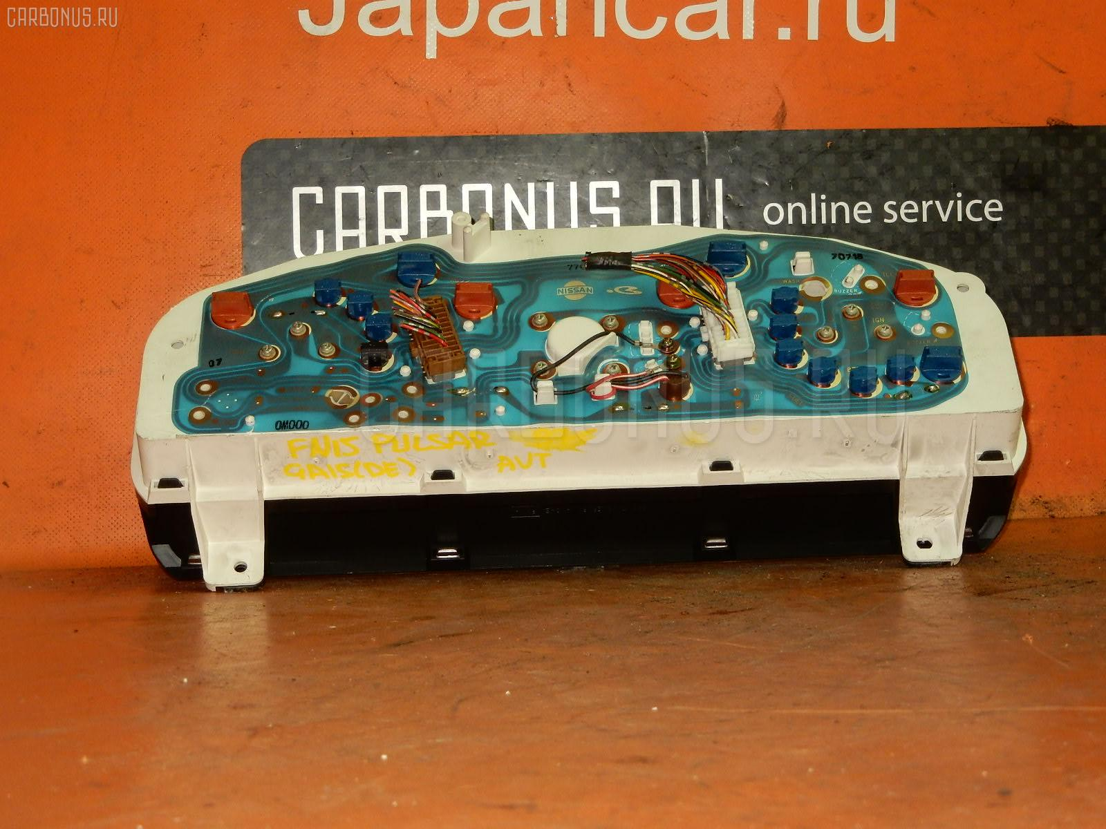 Спидометр NISSAN PULSAR FN15 GA15DE Фото 2