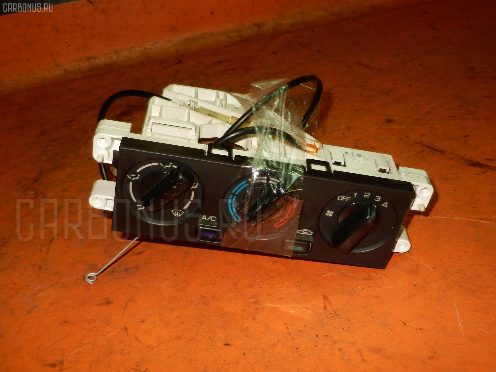 Блок управления климатконтроля NISSAN PULSAR FN15 GA15DE. Фото 4