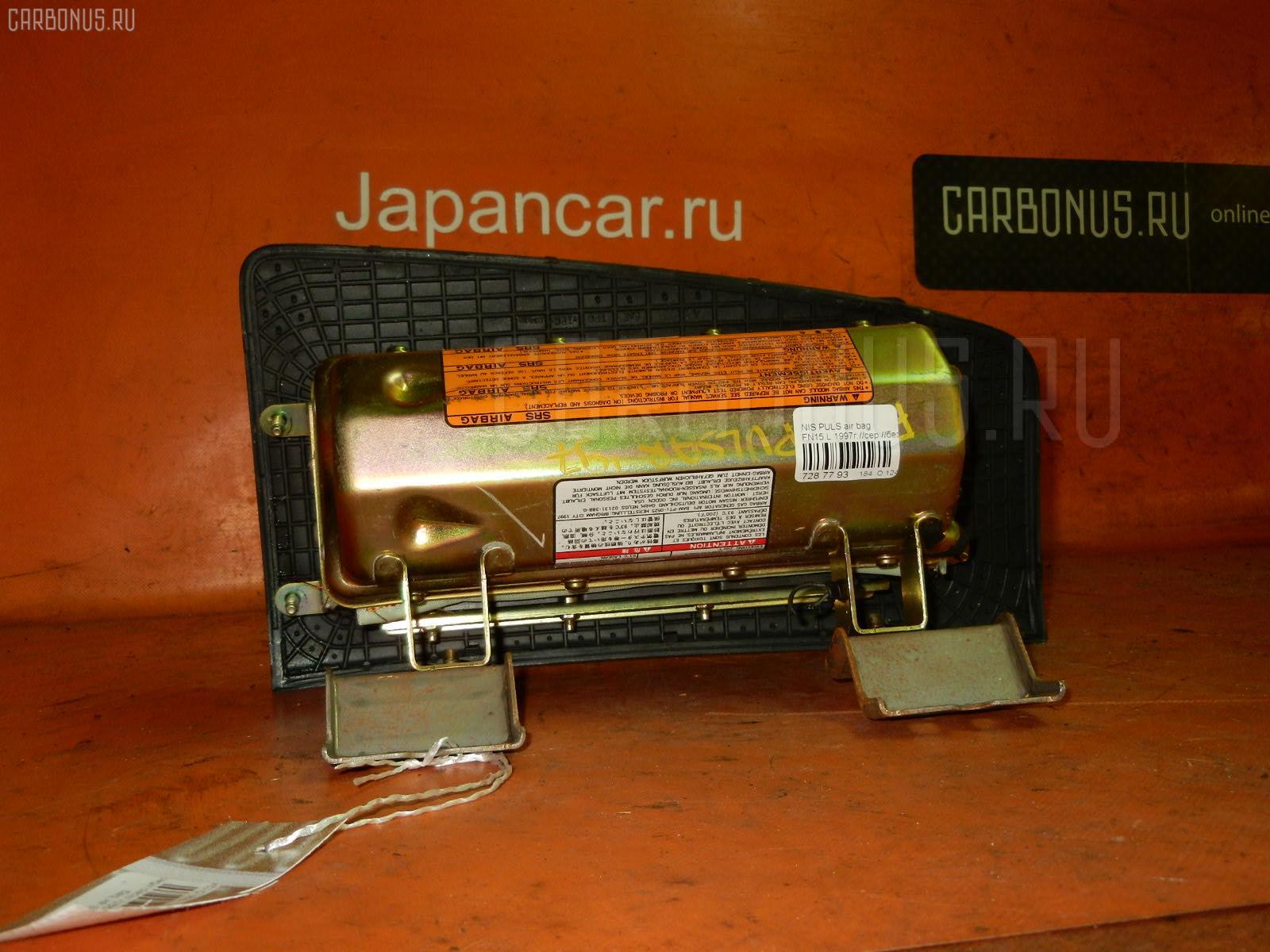 Air bag NISSAN PULSAR FN15. Фото 1
