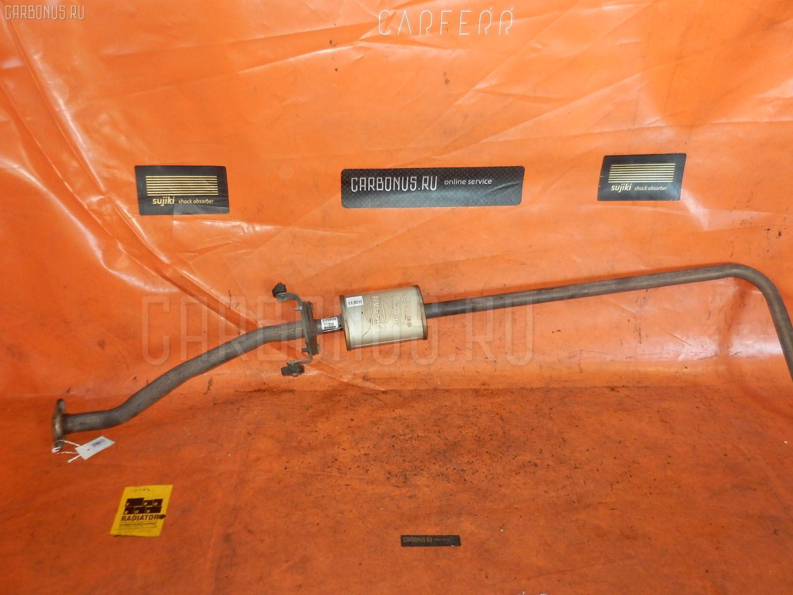 Глушитель NISSAN PULSAR FN15 GA15DE Фото 1