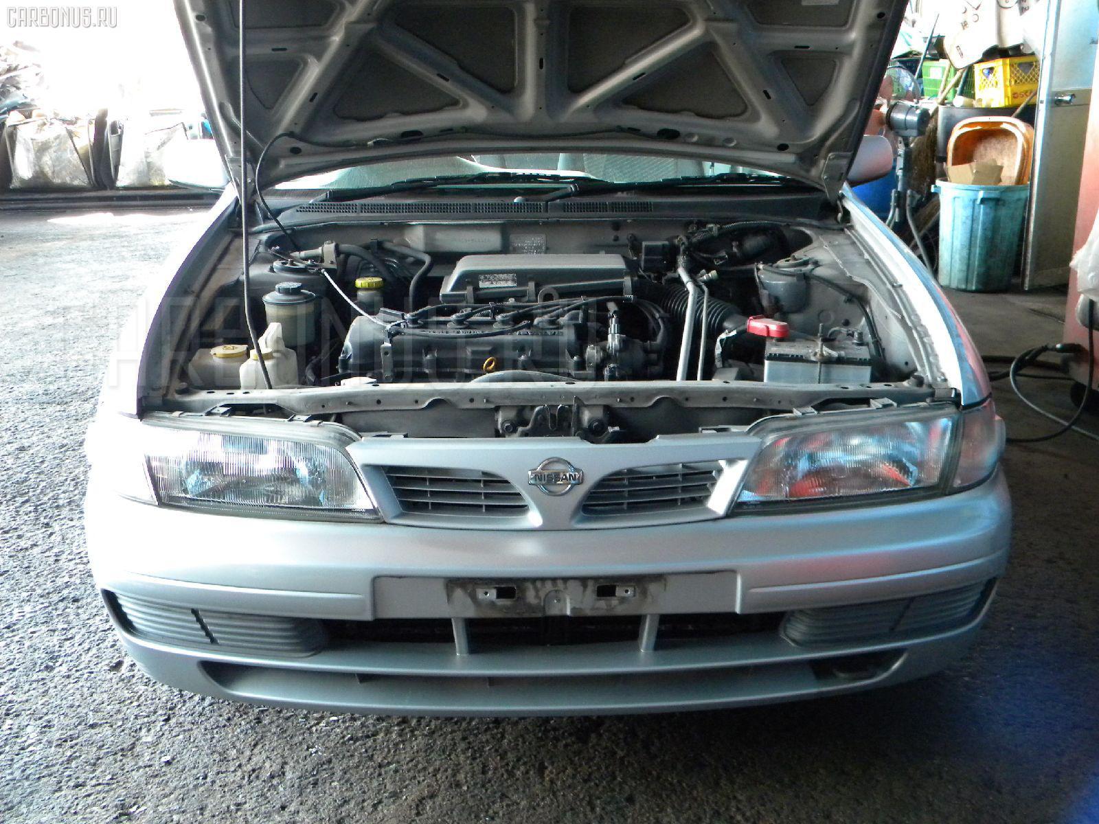 Радиатор печки NISSAN PULSAR FN15 GA15DE Фото 5
