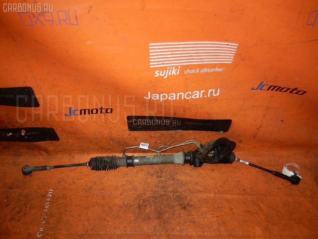 Рулевая рейка NISSAN PULSAR FN15 GA15DE. Фото 7