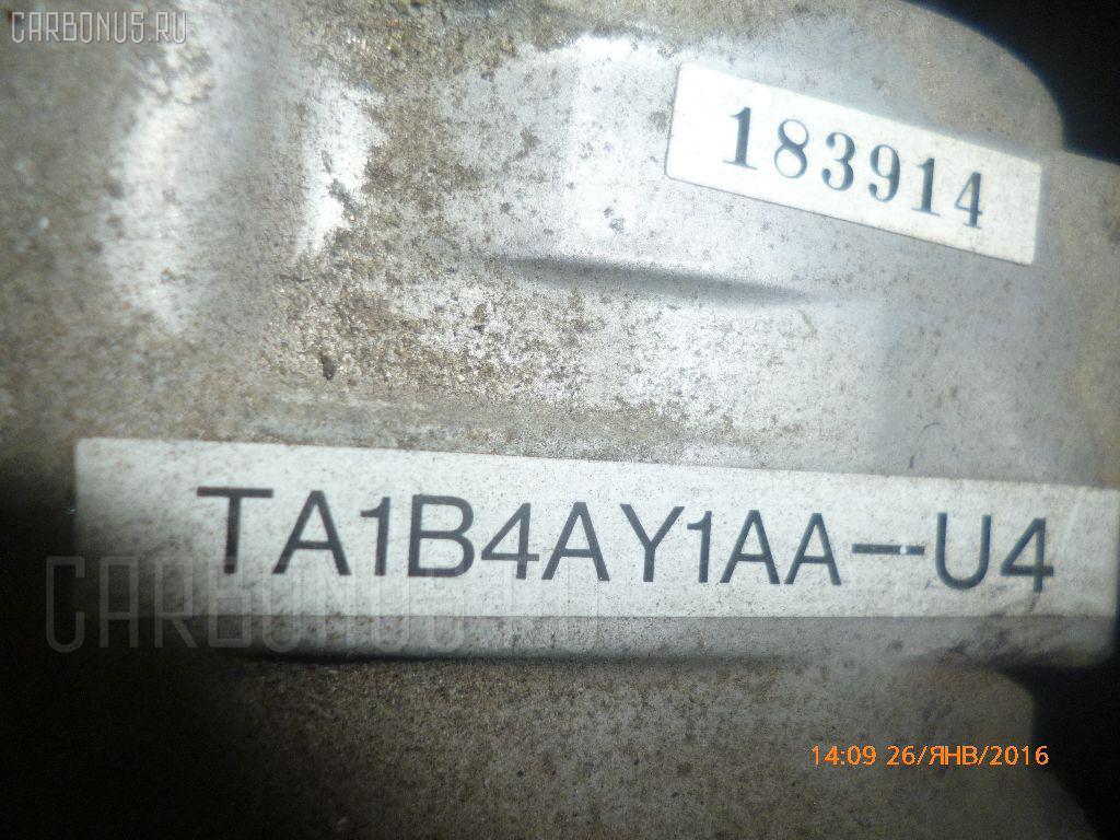 КПП автоматическая SUBARU IMPREZA WAGON GG2 EJ15 Фото 6