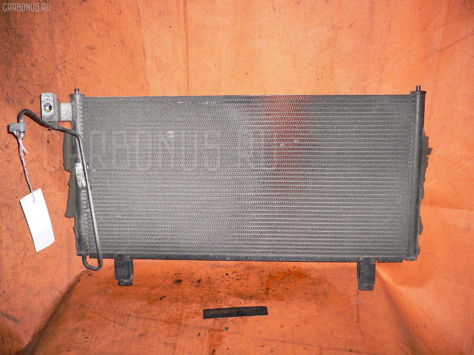 Радиатор кондиционера NISSAN LAUREL HC35 RB20DE. Фото 4