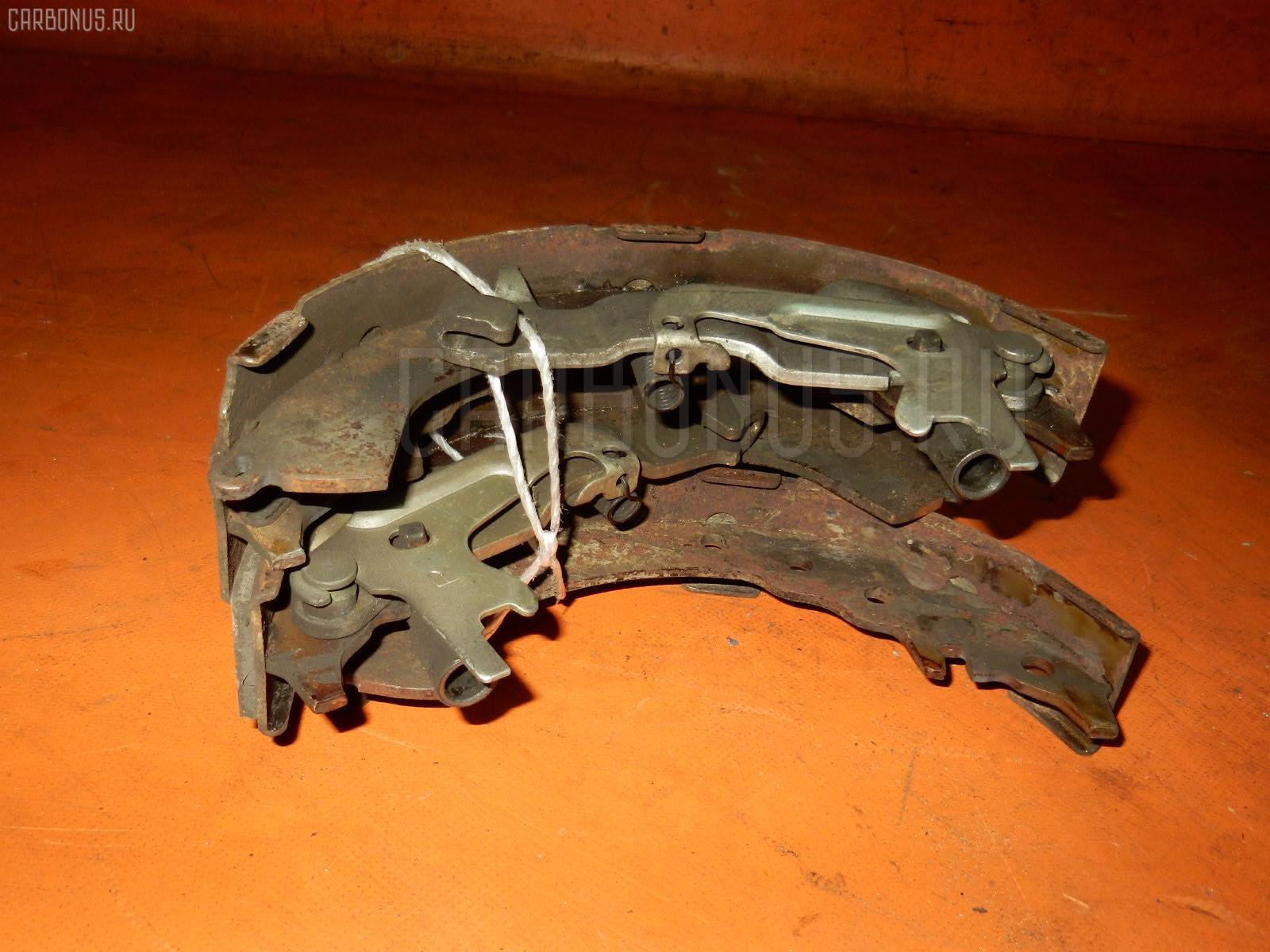 Тормозные колодки TOYOTA CALDINA ST195G 3S-FE. Фото 6