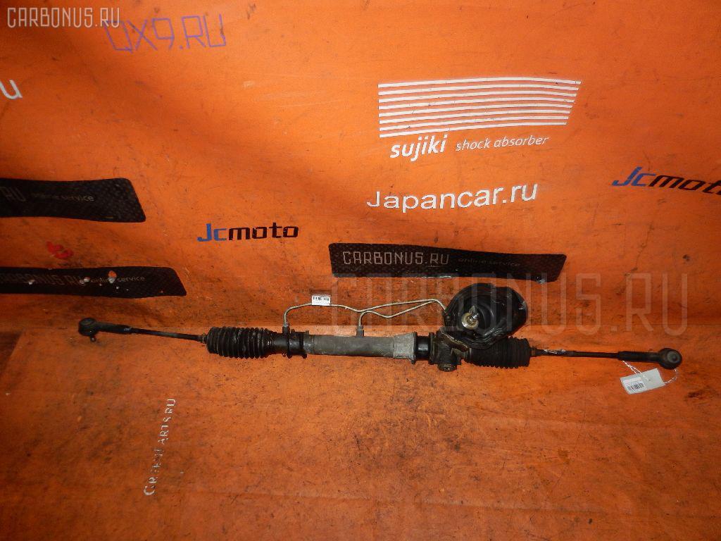 Рулевая рейка NISSAN PULSAR FN15 GA15DE. Фото 8
