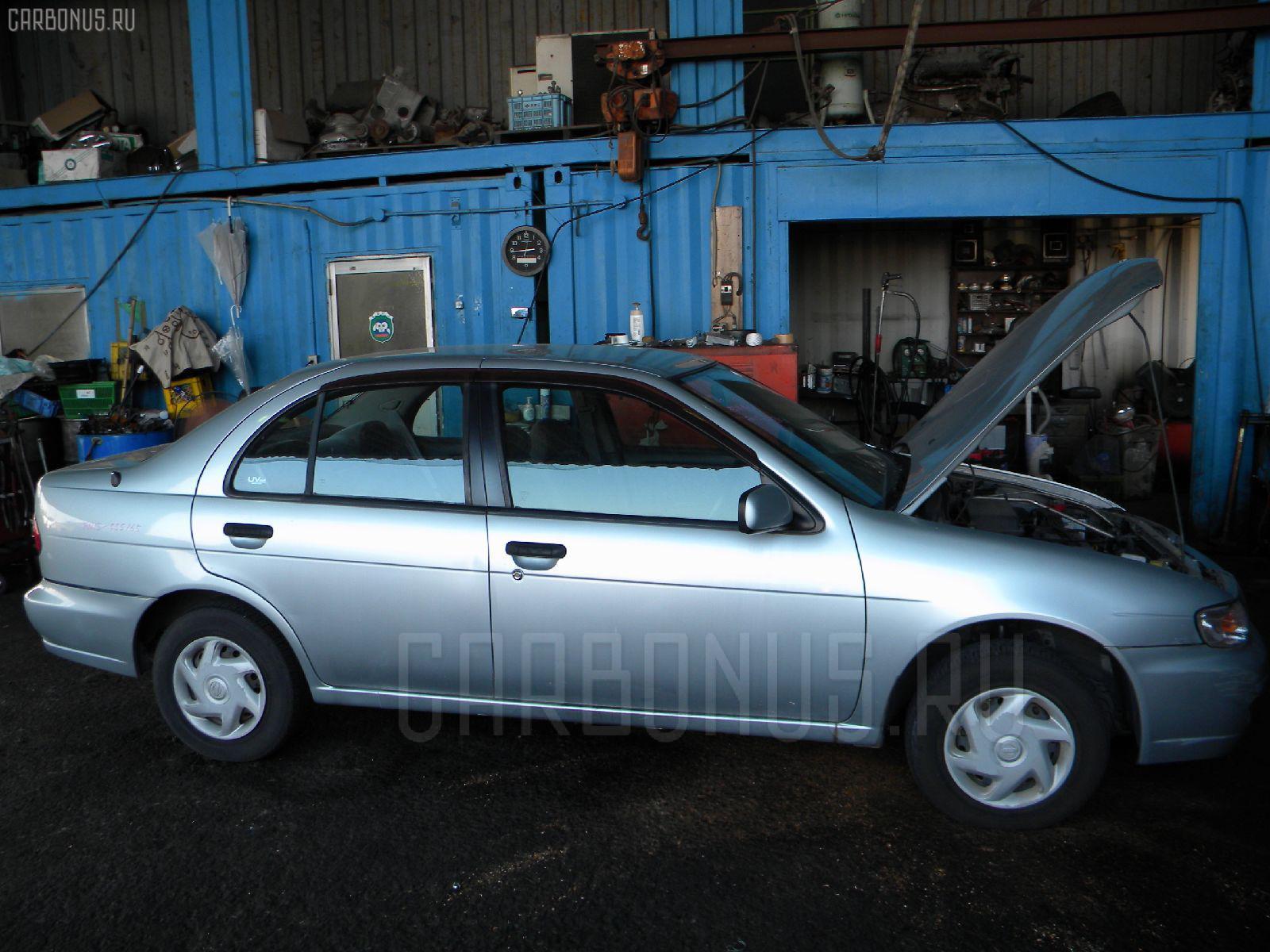 Радиатор печки NISSAN PULSAR FN15 GA15DE Фото 6