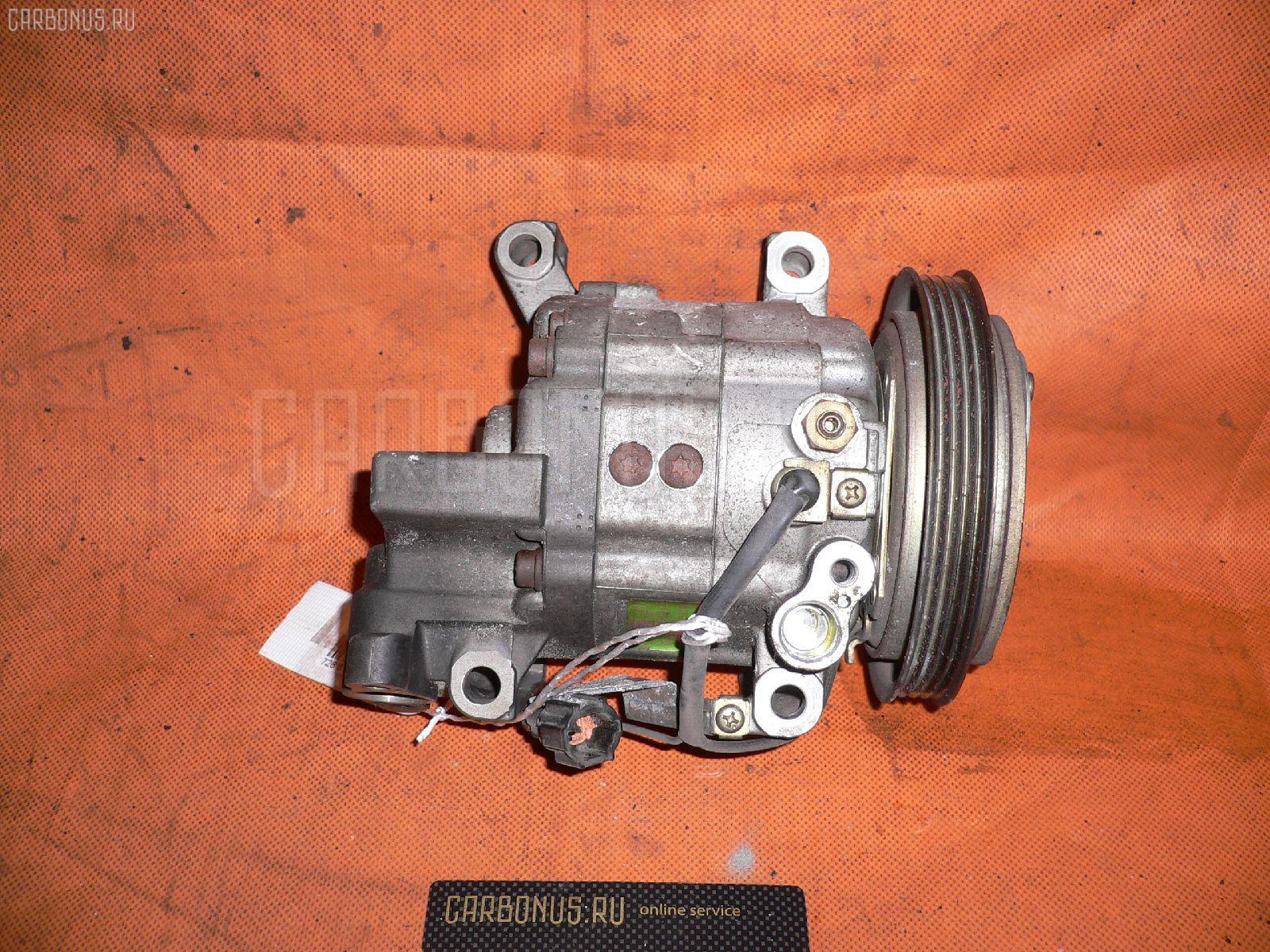 Компрессор кондиционера NISSAN PULSAR FN15 GA15DE. Фото 6