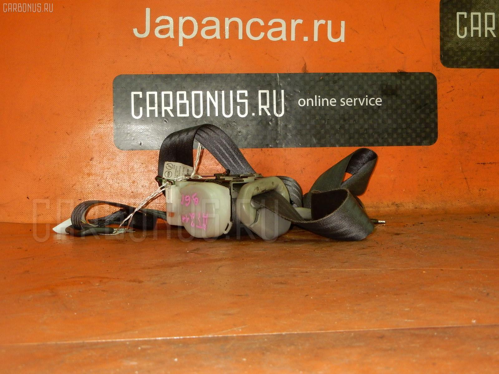 Ремень безопасности TOYOTA CARINA AT211 7A-FE. Фото 6