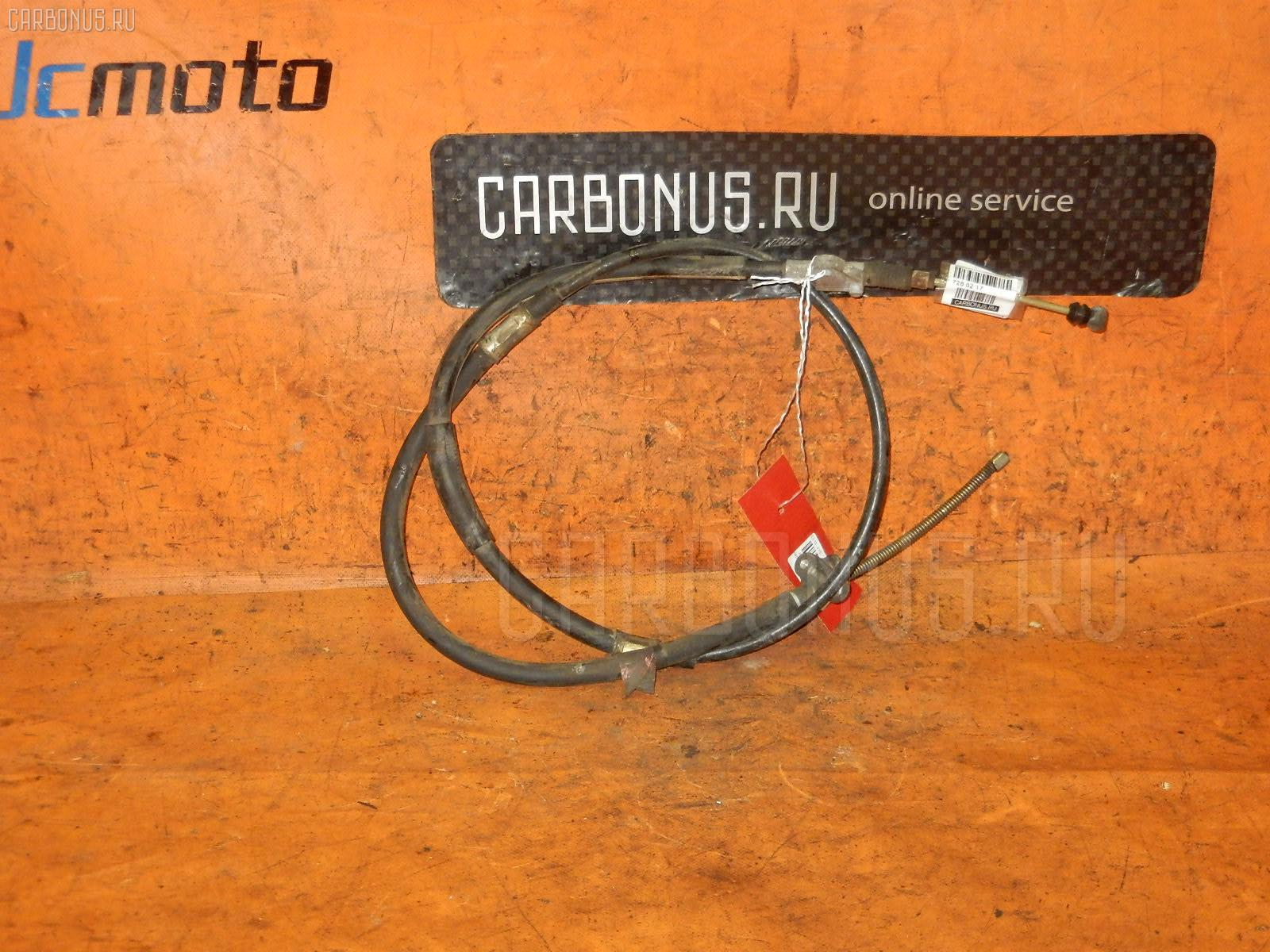 Тросик стояночного тормоза TOYOTA CORONA ST190 4S-FE. Фото 11