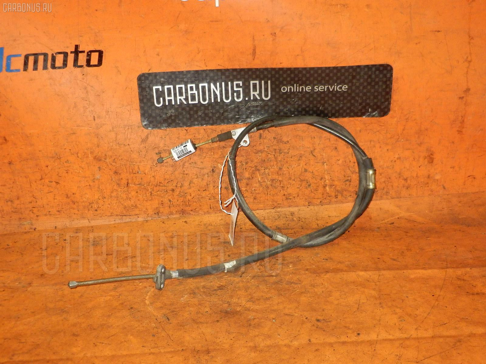 Тросик стояночного тормоза TOYOTA CORONA PREMIO AT211 7A-FE. Фото 10