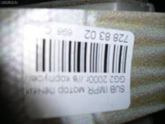 Мотор печки Subaru Impreza wagon GG2 Фото 12