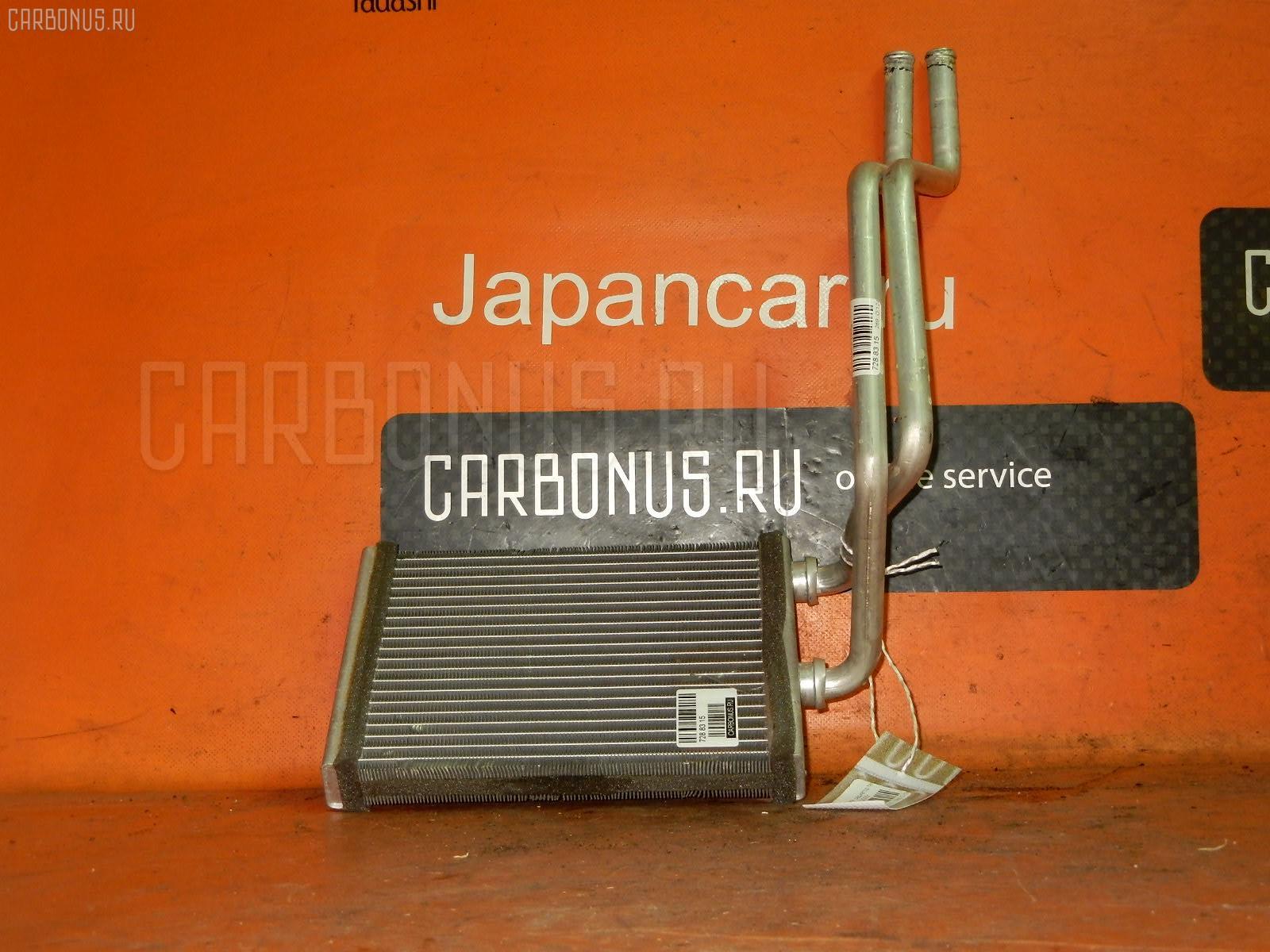 Радиатор печки SUBARU IMPREZA WAGON GG2 EJ15. Фото 11