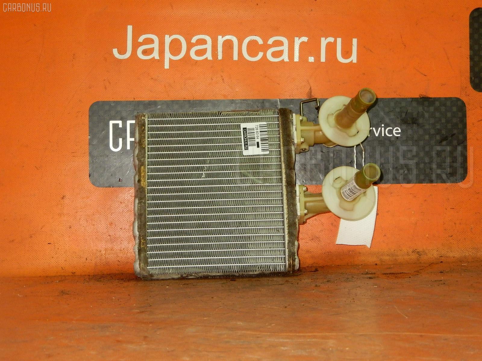 Радиатор печки NISSAN EXPERT VW11 QG18DE Фото 2