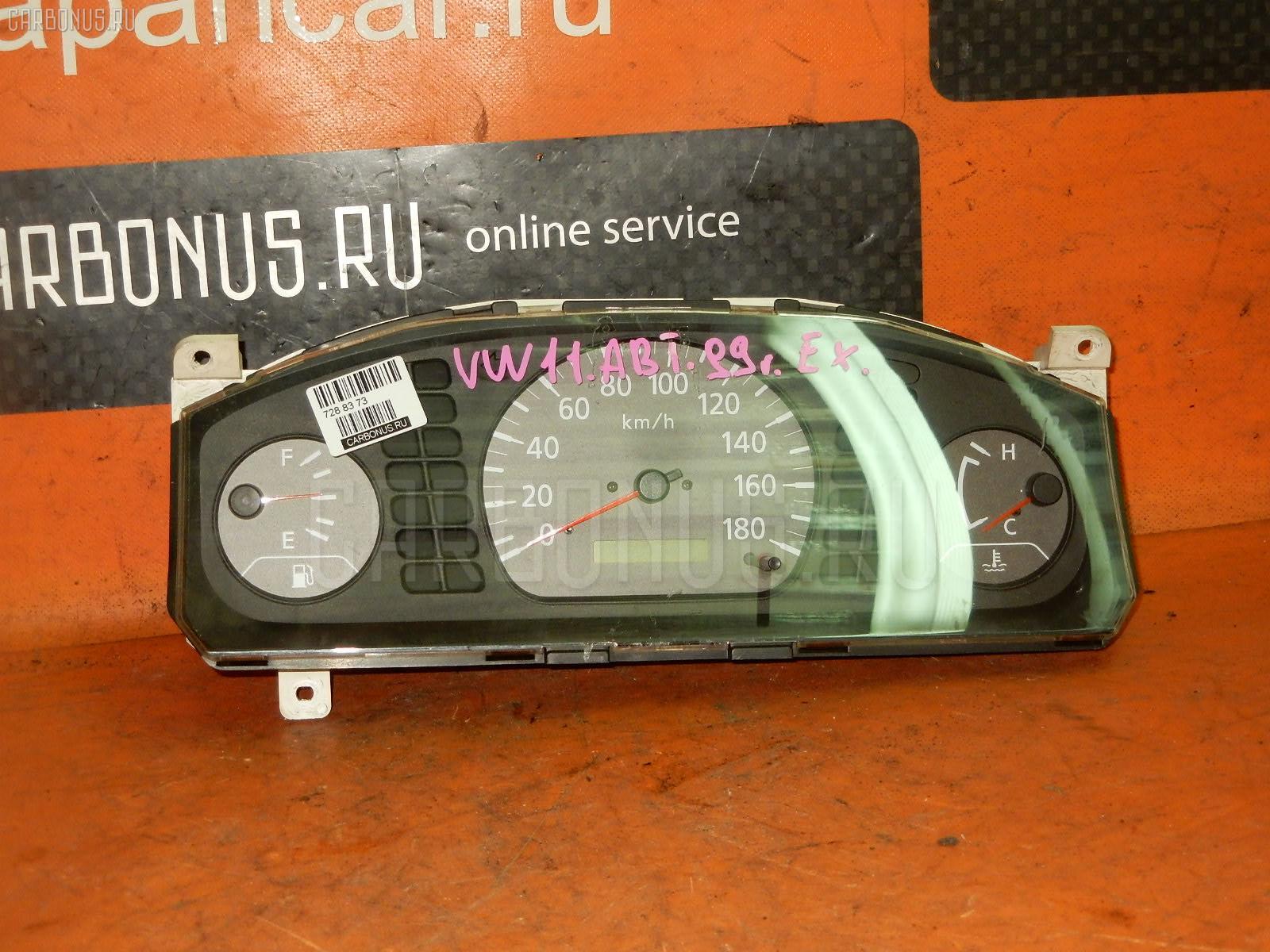 Спидометр NISSAN EXPERT VW11 QG18DE Фото 1
