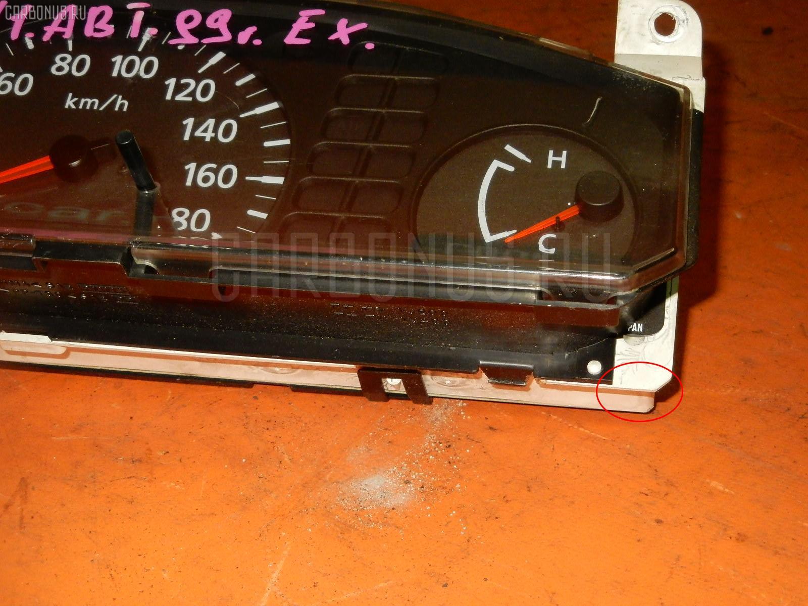 Спидометр NISSAN EXPERT VW11 QG18DE Фото 3